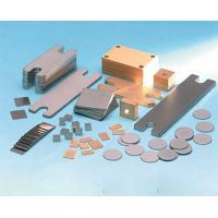 Buy cheap Tungsten Copper Heat Sink IC Base Plate With High Thermal Conductivity from wholesalers