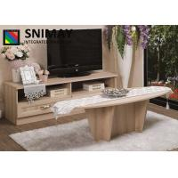 Buy cheap Home Furniture LCD TV Corner Stand Wooden Television Stands And Cabinets Customized from wholesalers