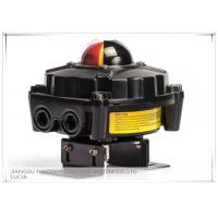 Buy cheap Round Cap APL 210n Limit Switch Box Solid Design With Bracket CE Certificated from wholesalers