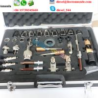 40 pcs common rail injector tool,assemble tool for injector, E1024001 injector tools