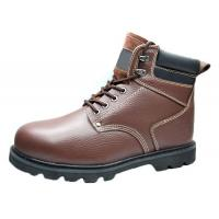 Buy cheap Steel Toe Cap Safety Shoes 43'' Size , Slip Resistant Safety Shoes S2 Grade from wholesalers