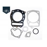 Buy cheap NC250 Balck Silver Head Gasket Set , Metal Anti Corrosion Motorcycle Gasket Kits from wholesalers