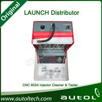 Buy cheap 100% Original Genuine Launch CNC-602A Injector Clean Machine Simultaneously 220V with English Panel Free Shipping from wholesalers