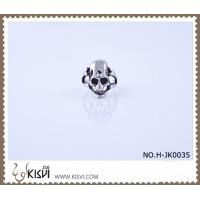 Buy cheap Hot Selling #6, #8, #10, 5.5g 316l Stainless Steel Ring H-JK0035 from wholesalers