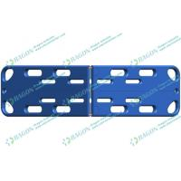 Buy cheap X - rays and head immobilizer Spine board stretcher / emergency rescue stretcher from wholesalers