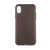 Buy cheap Tpu Soft Customized Back Cover Case For Iphone X Iphone10 , Carbon Pattern Protective from wholesalers