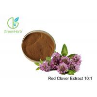 Buy cheap Healthcare Products Herbal Plant Extract Red Clover Extract Powder With Isoflavones from wholesalers