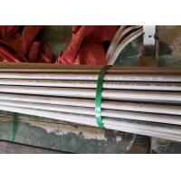 Buy cheap 316H Stainless Steel Tubing Round Pipe Welded Good Corrosion Resistance product