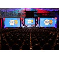 Buy cheap HD P4 Indoor LED Screen Rental Stage Led Advertisement Display IP43 product