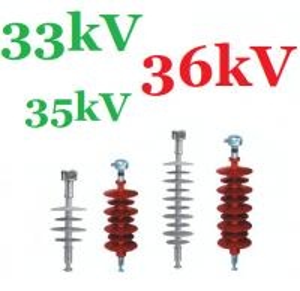 Buy cheap 63kV / 66kV Silicone Rubber Insulator / Tension Insulator With ECR Core Rod product
