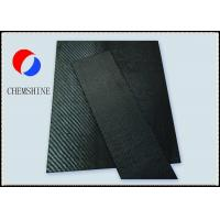High Carbon Content  Carbon Carbon Composites Plate Shape 1MM Thickness