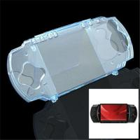 Buy cheap Clear crystal hard case skin cover for Sony PSP 2000 3000 from wholesalers
