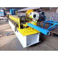 Buy cheap Aluminium Steel Downspout Roll Forming Machine, Rain Gutter MachineFor Construction, Steel Pipe from wholesalers