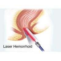Buy cheap Hemorrhoid Treatment Laser Machine Faster Recovery 980nm Wavelength from wholesalers