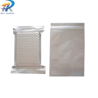 Buy cheap Custom Aluminium Foil Stand Up Pouch Laminated 100mic Zip Lock Food Foil Bag from wholesalers