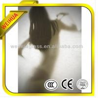 Buy cheap Beautiful Frosted Glass in Building from Manufacturer from wholesalers