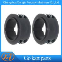 Buy cheap CNC Machining Racing Kart 7075 T6 Aluminum Axle Lock Collar With Keyway from wholesalers