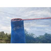 Buy cheap High Tensile Strength Plastic Bug Screen Non Toxic With Fire Retardant Function product