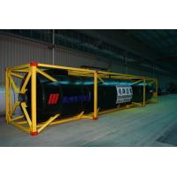 Buy cheap Carbon Steel Q345D Liquid 40Ft Iso Tank Container Storage Bitumen from wholesalers