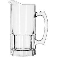 Buy cheap 2012 new design glass juice jug with handle,glass water jug from wholesalers