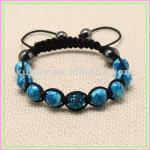 Buy cheap Shamballa Crystal Bead Bracelets Fashion Crystal Ball Bracelets SB-315 from wholesalers
