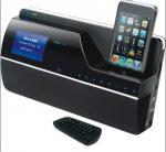 Buy cheap WiFi Internet Radio with FM/DAB/DAB+/iPod Dock/Alarm/Clock 3001 from wholesalers