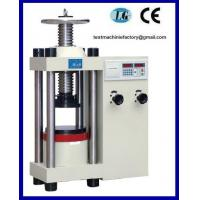 China YES-1000 Compression Testing Machine (Manual Screw) on sale