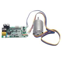 Buy cheap Controller Integrated Brushless DC Motor , 57mm Micro Brushless Motor For Robotics from wholesalers