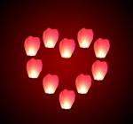 Buy cheap Wholesale - Sky Lanterns,Wishing Lantern fire balloon Chinese Kongming lantern Wishing Lamp BIRTHDAY WEDDING PARTY from Wholesalers