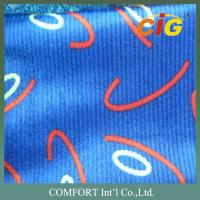 Buy cheap Fashion Colorful Printing Auto Upholstery Fabric / automotive interior fabric product