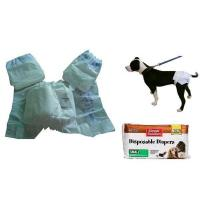 Buy cheap Disposable Pet Diaper M56 from wholesalers