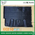 Buy cheap DH60-7 Rubber Pickup Floor Mats , Custom Floor Mats Black Carpet from wholesalers