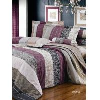 Buy cheap Eco-friendly Cotton Printed Bedding Sets Queen and King Size 6 Pieces from wholesalers