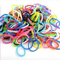Buy cheap Customized Sports Silicone Bracelets Eco - Friendly Rainbow Looms With SGS from wholesalers