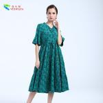 Buy cheap YIZHIQIU Chinese short sleeve hot night dress from wholesalers