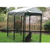 Buy cheap Professional Grade Modular Dog Kennels , Outside Dog Kennels For Large Dogs from wholesalers