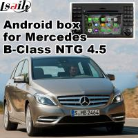 Buy cheap Mercedes - benz  B class mirror link android car navigation 8 / 16 GB ROM from Wholesalers