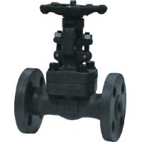 Buy cheap A105 Flanged RF gate valve,  forged carbon steel api manual handwheel gate valves from wholesalers