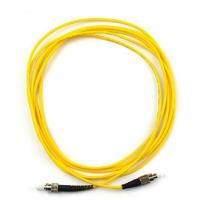Buy cheap ST-FC Singlemode / Multimode Optical fiber patch cord Simplex / Duxplex OTDR Certicated product