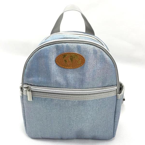 Quality Waterproof Custom Canvas Backpacks LOGO Printed 32*46*20 Cm For Teenagers for sale