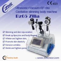 Buy cheap Vacuum Bipolar Rf sound Fat Burning Machine For Facial / Body Treatment from wholesalers