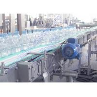 Buy cheap Stainless Steel Frame Bottle Conveyor Systems For PET Bottled Beverage from wholesalers