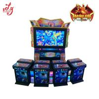 Buy cheap 10 Seats 85 Inch Fish Table Game Machine Raging Fire Ocean King 3 Plus from wholesalers