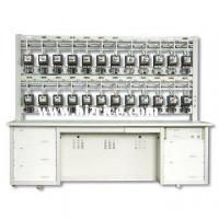 Buy cheap Active power and  Reactive power Single-Phase Electric Energy Meter Test Bench System from wholesalers
