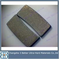 Buy cheap High quality diamond segments for floor grinding and concrete cutting from wholesalers