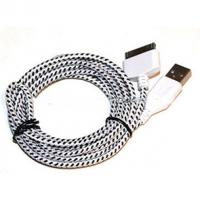 Buy cheap Durable 30 Pin Micro USB Charging Cable , 1m 2A Extension Micro USB Data Cable product