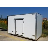 Buy cheap High Performance Refrigerated Van Truck Bodies With Aluminum Profile from wholesalers