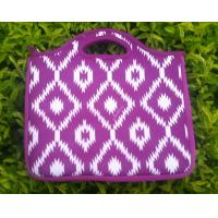 Buy cheap US Macbeth Collection purple neoprene sleeve protective cover for ipad with pvc logo zip from wholesalers