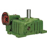 Buy cheap WPE Industrial Worm Gear Reducer Double Reduction Worm Gearbox , Green from wholesalers