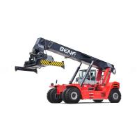 Buy cheap 45ton reach stacker 45ton container reach stacker manufacturer 45T container lift truck from wholesalers